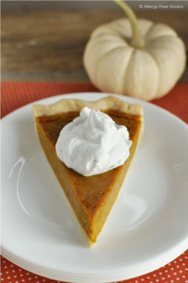Gluten Free Pumpkin Desserts Thanksgiving  25 Gluten Free Thanksgiving Desserts onecreativemommy