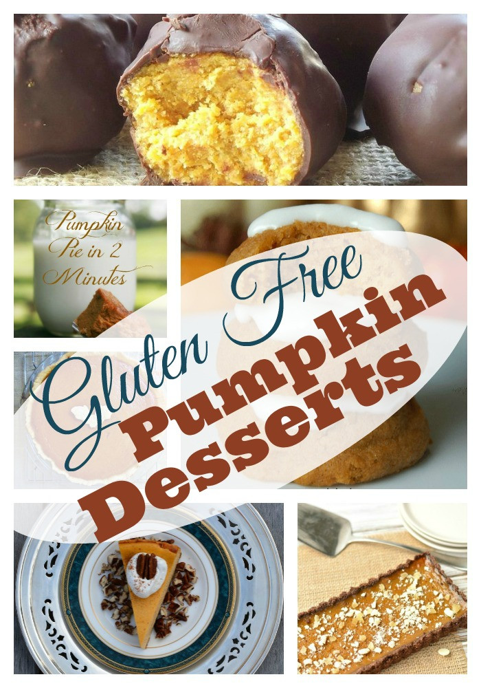 Gluten Free Pumpkin Desserts Thanksgiving  Gluten Free Pumpkin Desserts for Thanksgiving Pinterest