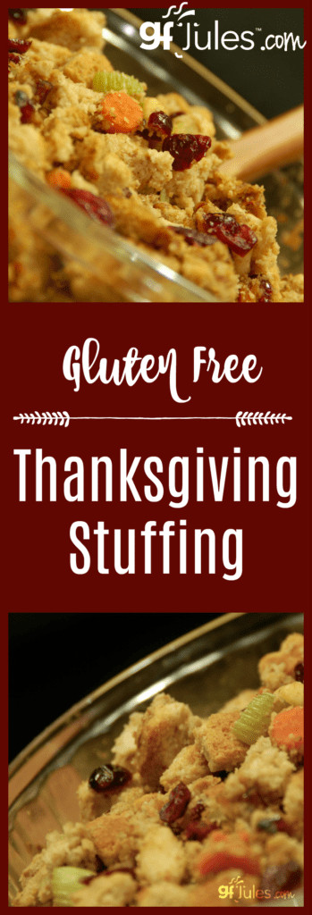 Gluten Free Stuffing Recipes For Thanksgiving  Gluten Free Thanksgiving Stuffing flavorful savory