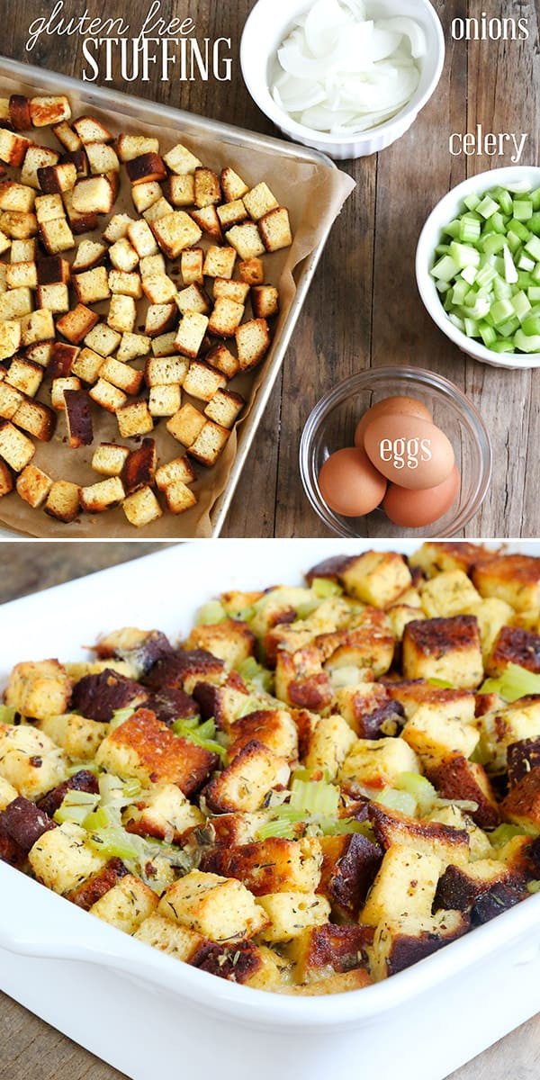 Gluten Free Stuffing Recipes For Thanksgiving  Gluten Free Stuffing for Thanksgiving ⋆ Great gluten free