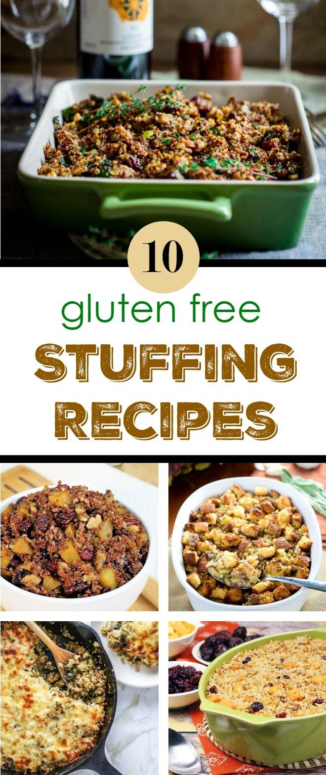 Gluten Free Stuffing Recipes For Thanksgiving  10 Gluten Free Stuffing Recipes for Thanksgiving Mom Foo