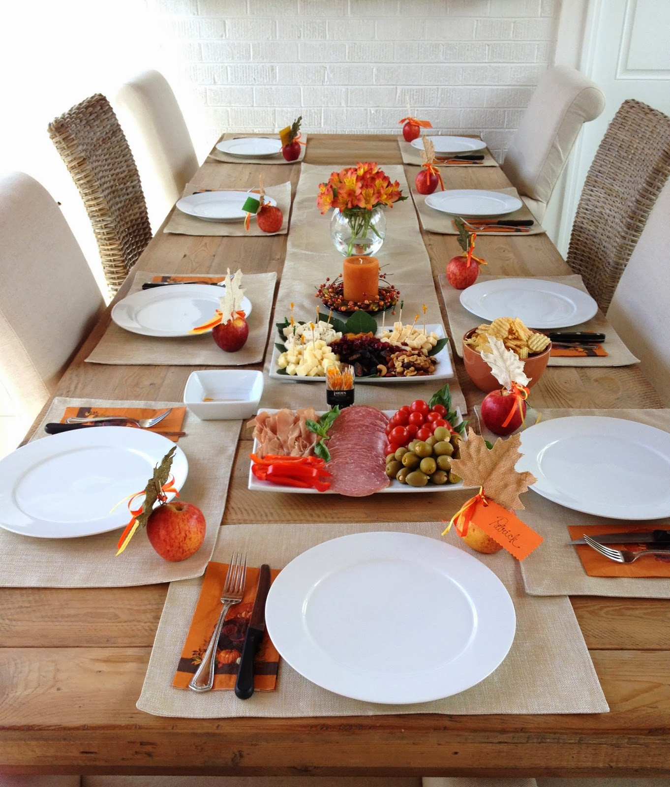 Gluten Free Thanksgiving Appetizers  Lauren Marie Gluten Free Gluten Free Thanksgiving Table