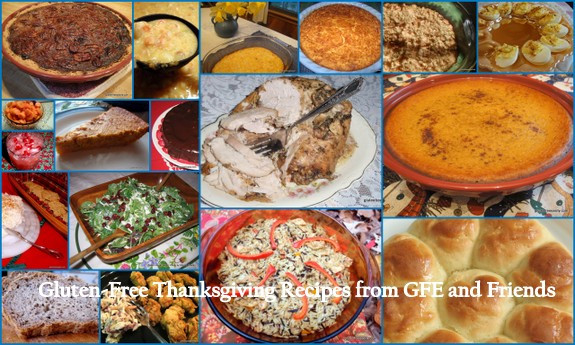 Gluten Free Thanksgiving Appetizers  Over 100 Gluten Free Thanksgiving Recipes with More Ideas
