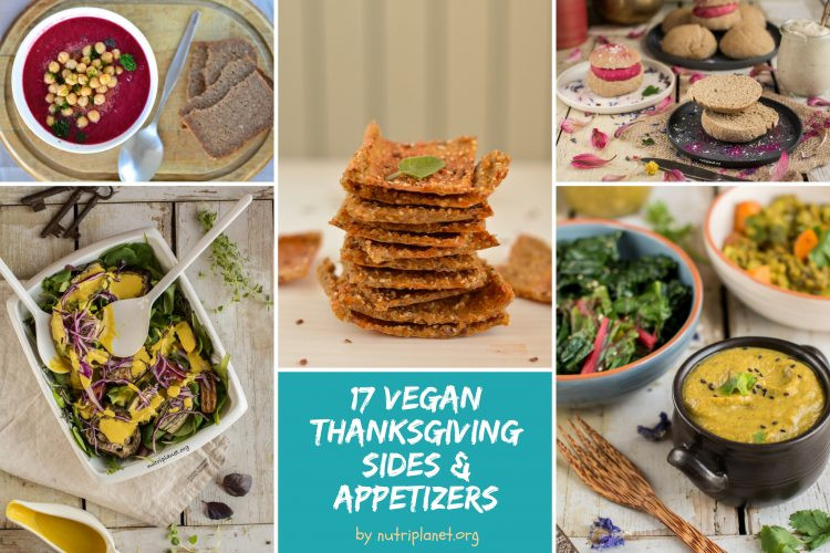 Gluten Free Thanksgiving Appetizers  Vegan Thanksgiving Sides and Appetizers [Gluten Free