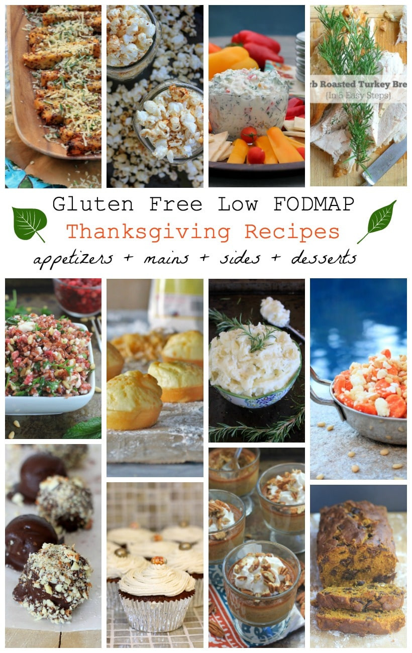 Gluten Free Thanksgiving Appetizers  Gluten Free Low FODMAP Thanksgiving Recipes Everyone Will