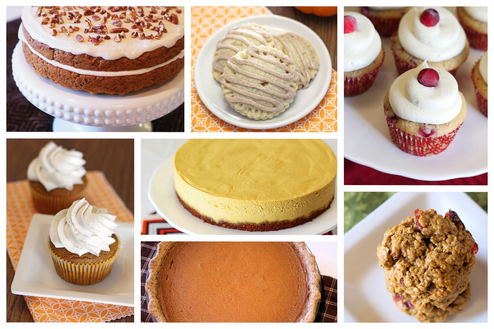 Gluten Free Thanksgiving Dessert  gluten free vegan thanksgiving desserts Sarah Bakes
