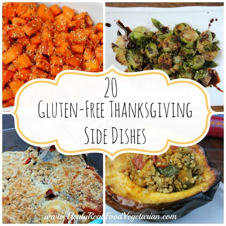 Gluten Free Thanksgiving  20 Gluten Free Thanksgiving Sides