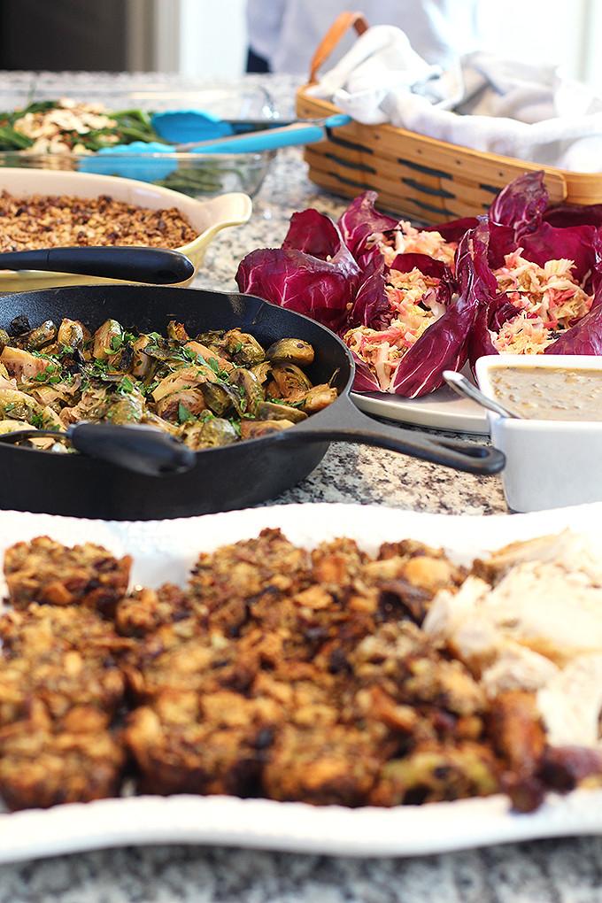 Gluten Free Thanksgiving Menu  The Perfect Friendsgiving or Thanksgiving Menu vegan