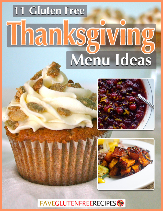 Gluten Free Thanksgiving Menu  11 Gluten Free Thanksgiving Menu Ideas
