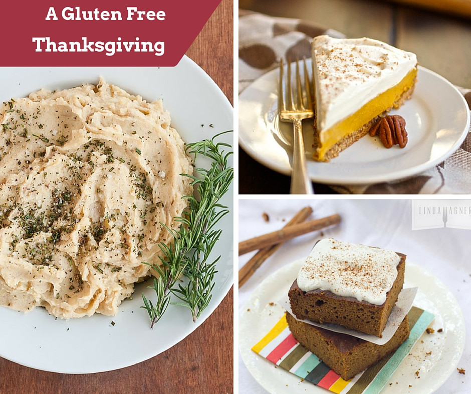 Gluten Free Thanksgiving Menu  20 Gluten Free Recipes for Your Thanksgiving Menu