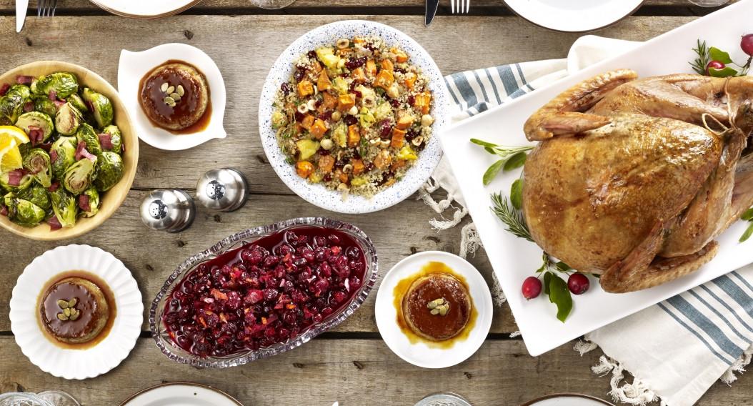 Gluten Free Thanksgiving Menu  Thanksgiving Recipes & Food Menus