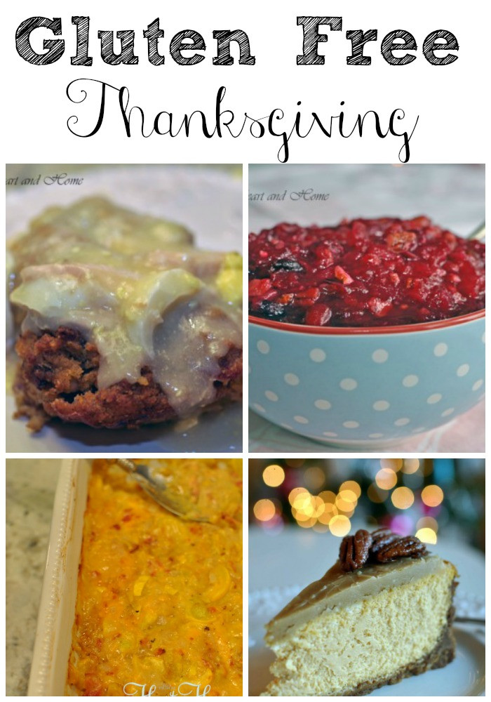 Gluten Free Thanksgiving  Gluten Free Thanksgiving Dinner All Things Heart and Home