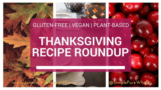 Gluten Free Vegetarian Thanksgiving  Gluten Free Plant Based Thanksgiving Recipe Roundup