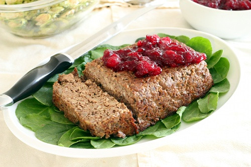 Gluten Free Vegetarian Thanksgiving  Gluten free Ve arian Thanksgiving Nut Loaf & Spinach Pie