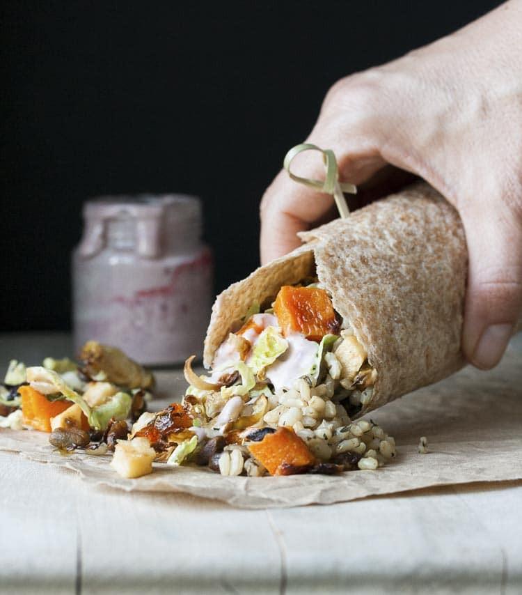 Good Burritos Don'T Fall Apart  30 Healthy Vegan Recipes That Do Not Suck Veggies Don t