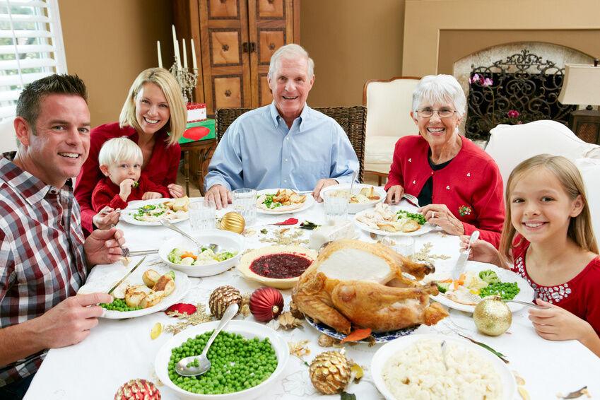 Good Christmas Dinners  Good Christmas Dinner Ideas the Whole Family Will Enjoy