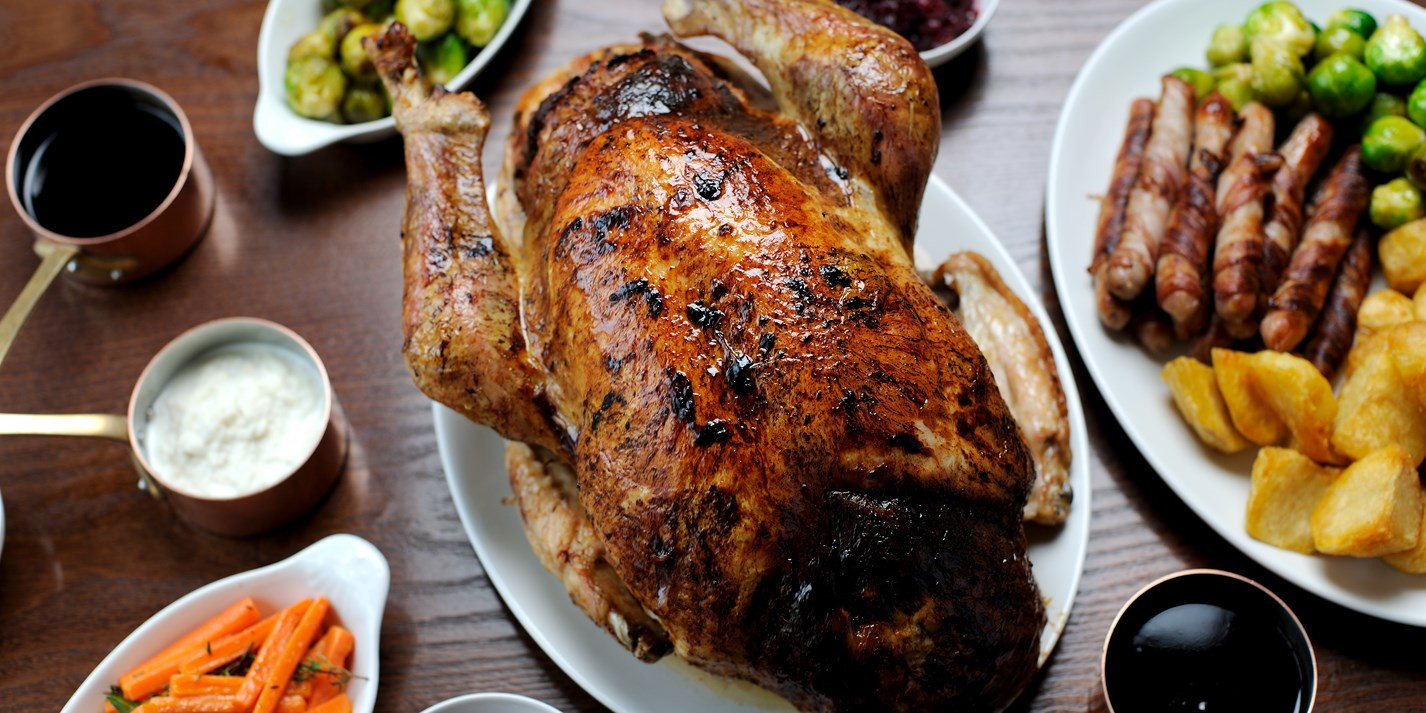 Good Christmas Dinners  Christmas Recipes Great British Chefs