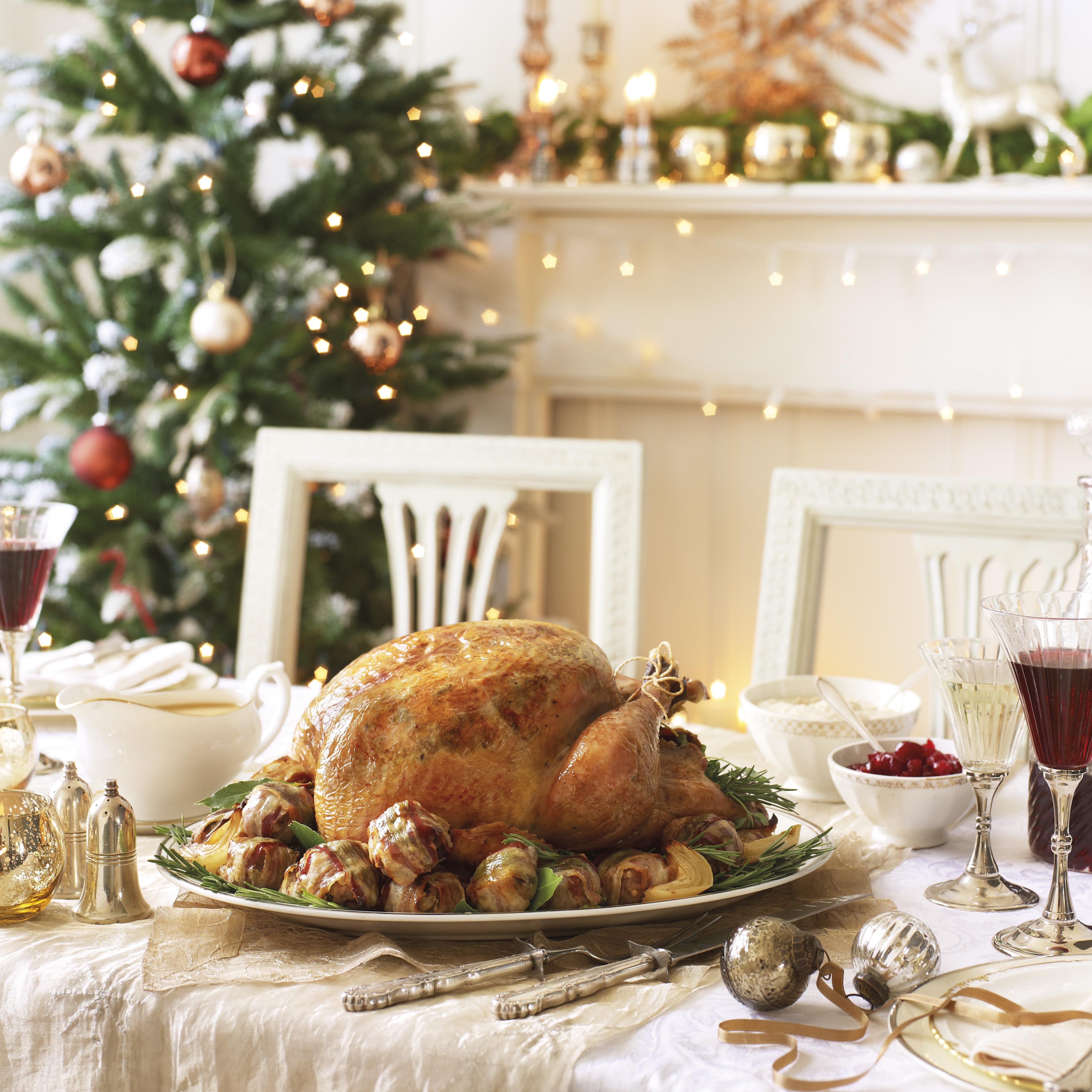 Good Christmas Dinners  Christmas dinner planner Step by step Christmas dinner