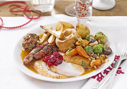 Good Christmas Dinners  Christmas dinner
