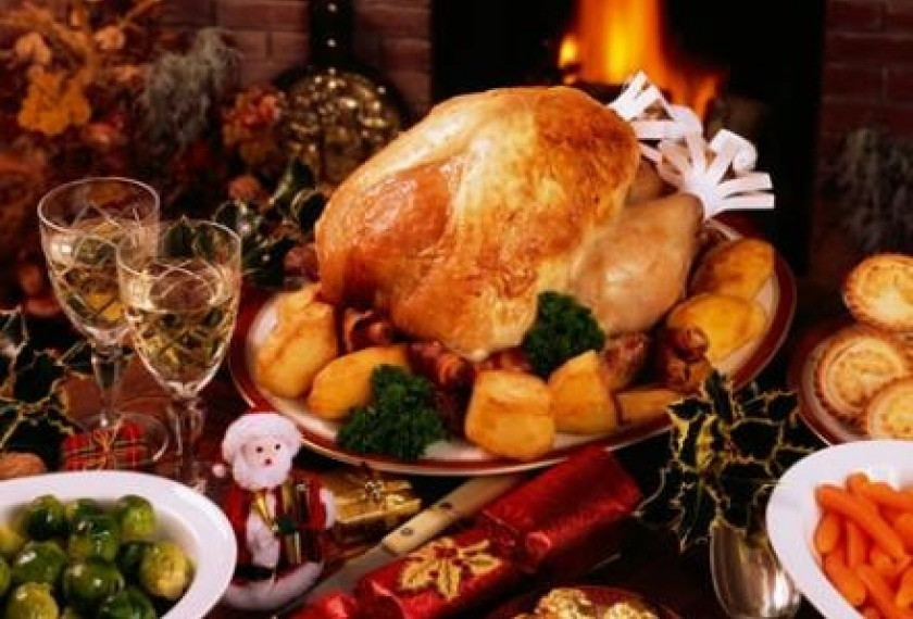 Good Christmas Dinners  FRIDAY FOOD FACT KNOW YOUR TURKEY