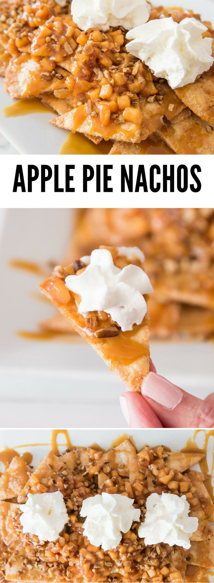 Good Fall Desserts  100 Nacho Recipes on Pinterest