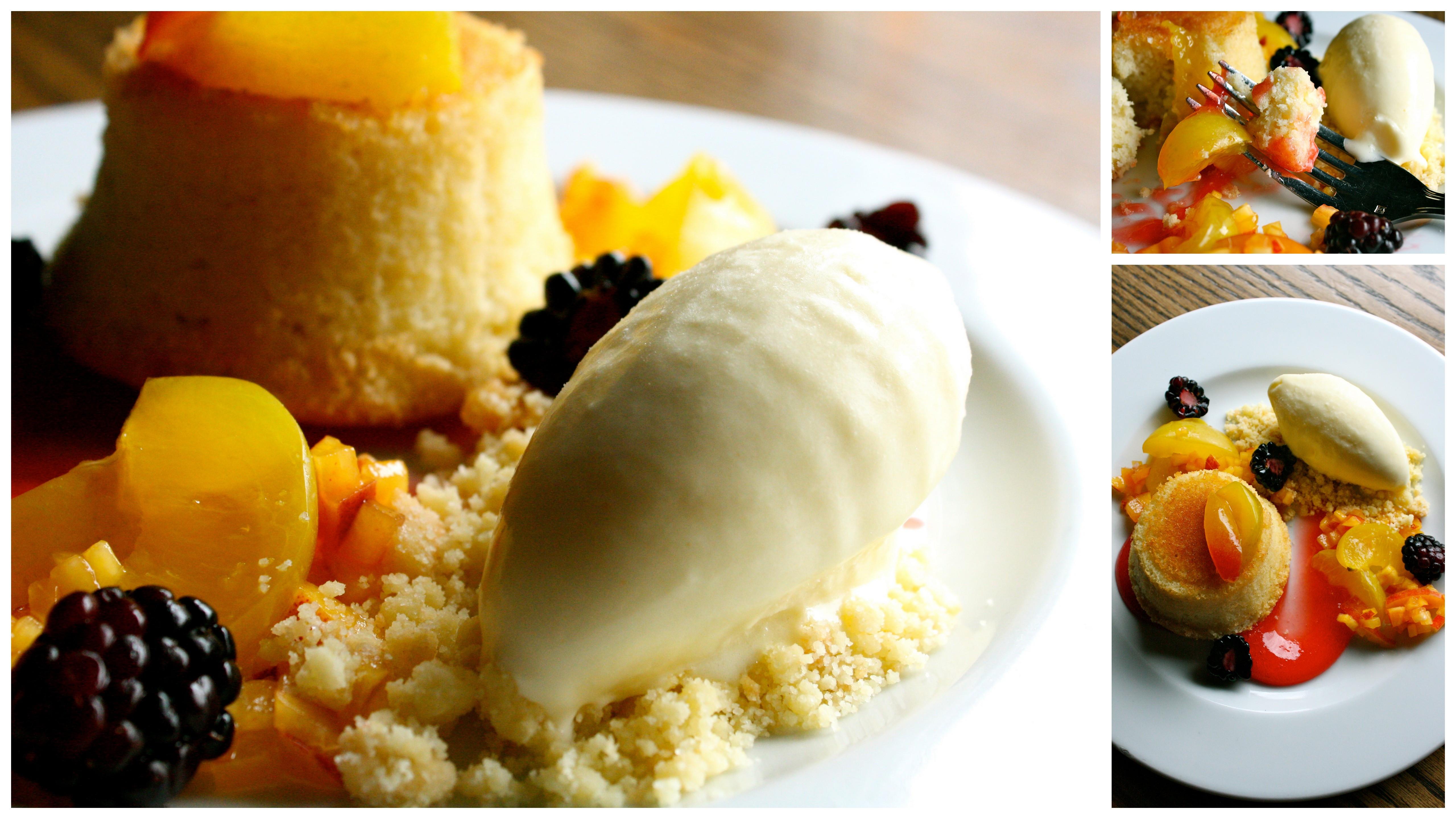 Good Fall Desserts  fall desserts at nightwood restaurant