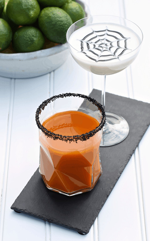 Good Halloween Drinks  2 SCARY GOOD HALLOWEEN COCKTAIL RECIPES