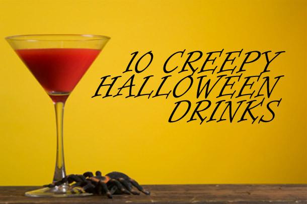 Good Halloween Drinks  Top 10 Halloween Drink Ideas