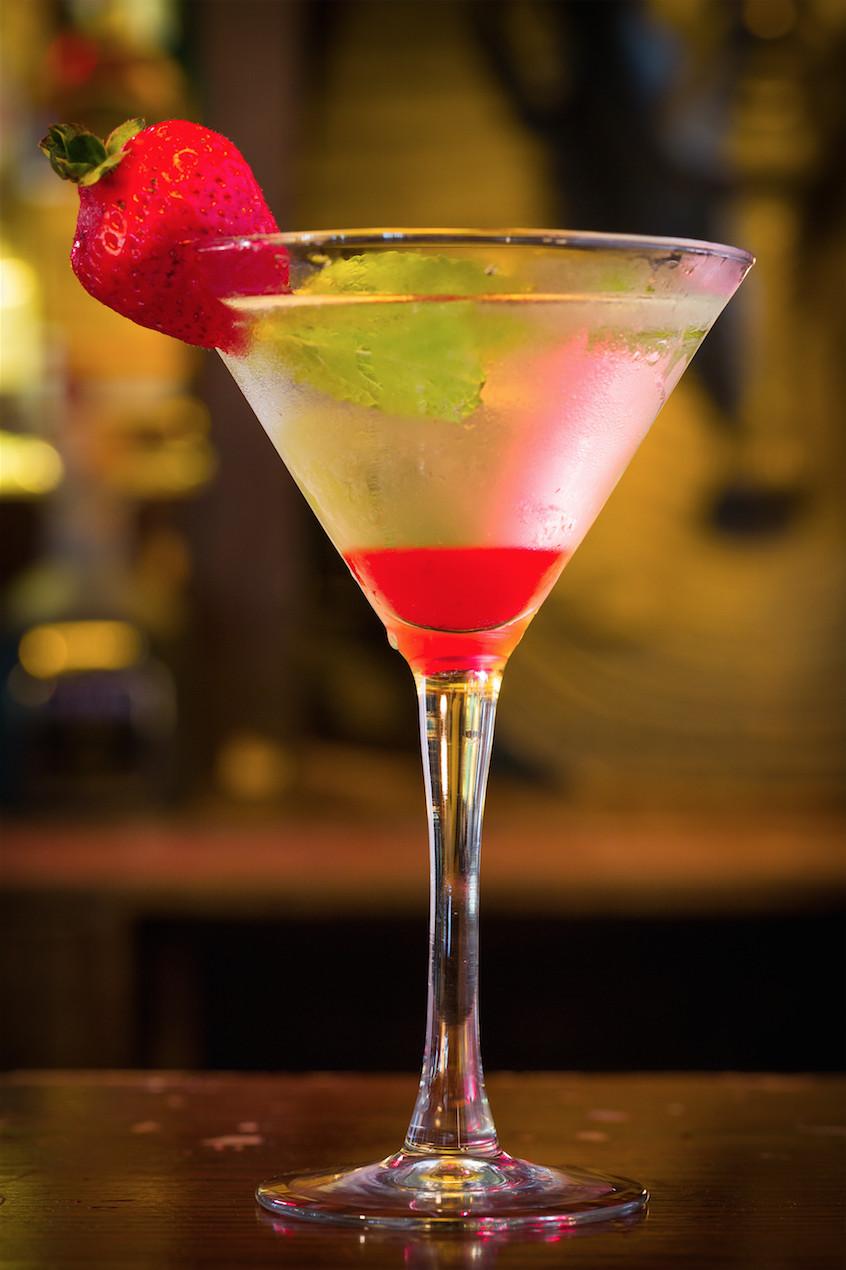 Good Halloween Drinks  10 Best Halloween Cocktails Easy Alcoholic Drink Recipes