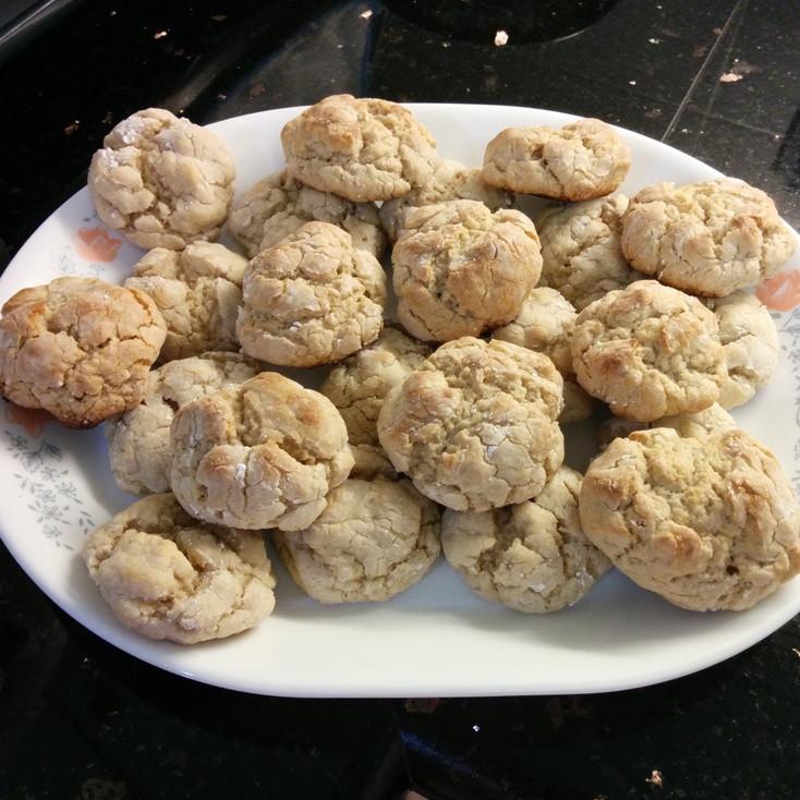 Gooey Butter Christmas Cookies  Christmas Baking Gooey Butter Cookies