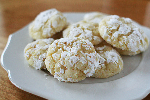 Gooey Butter Christmas Cookies  Faculty Christmas Recipes Gooey Butter Cookies