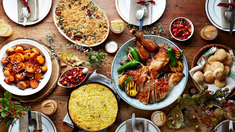 Gourmet Thanksgiving Dinner Delivered  Thanksgiving Food 2016 Top 5 Best Dinner Side Dishes