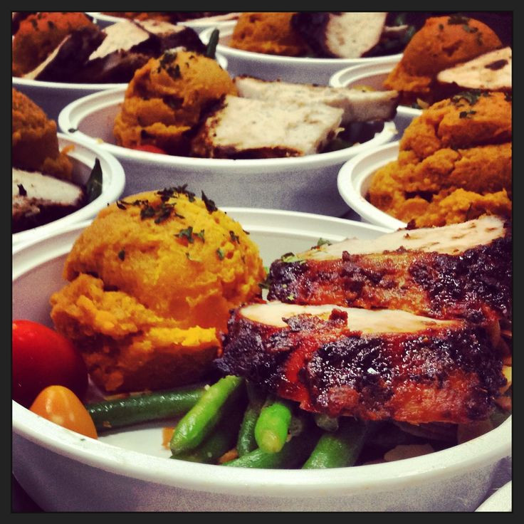 Gourmet Thanksgiving Dinner Delivered  7 best Cantina Food Delivery Miami images on Pinterest