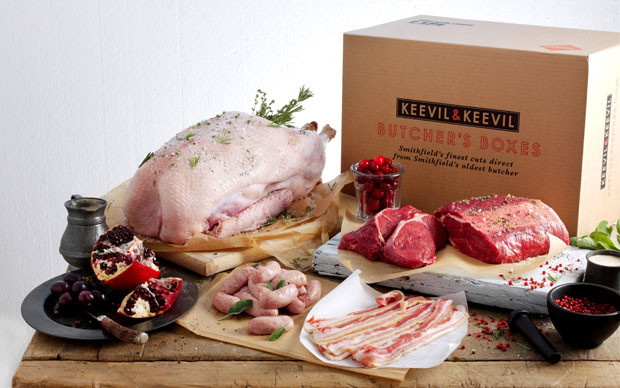 Gourmet Thanksgiving Dinner Delivered  Christmas dinner delivered the best festive food boxes