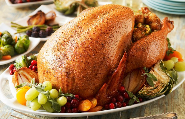 Gracias The Thanksgiving Turkey  Roasting Turkey Upside Down How to Cook Thanksgiving Turkey