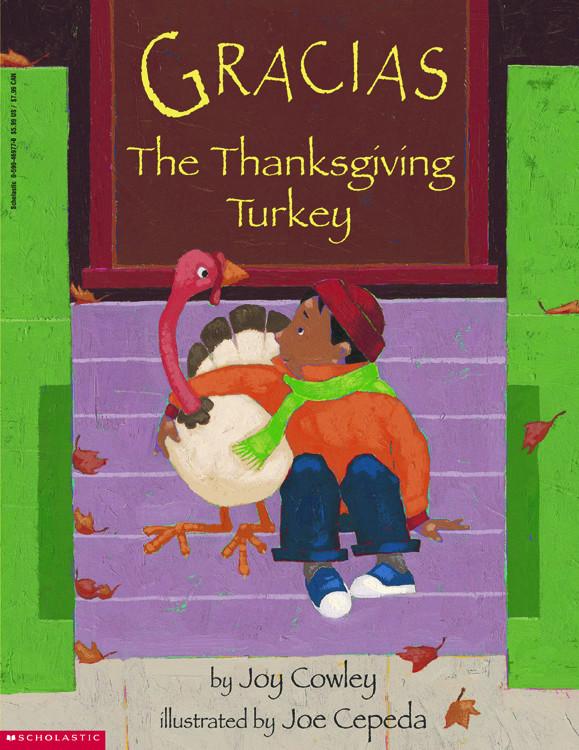 Gracias The Thanksgiving Turkey  Gracias The Thanksgiving Turkey
