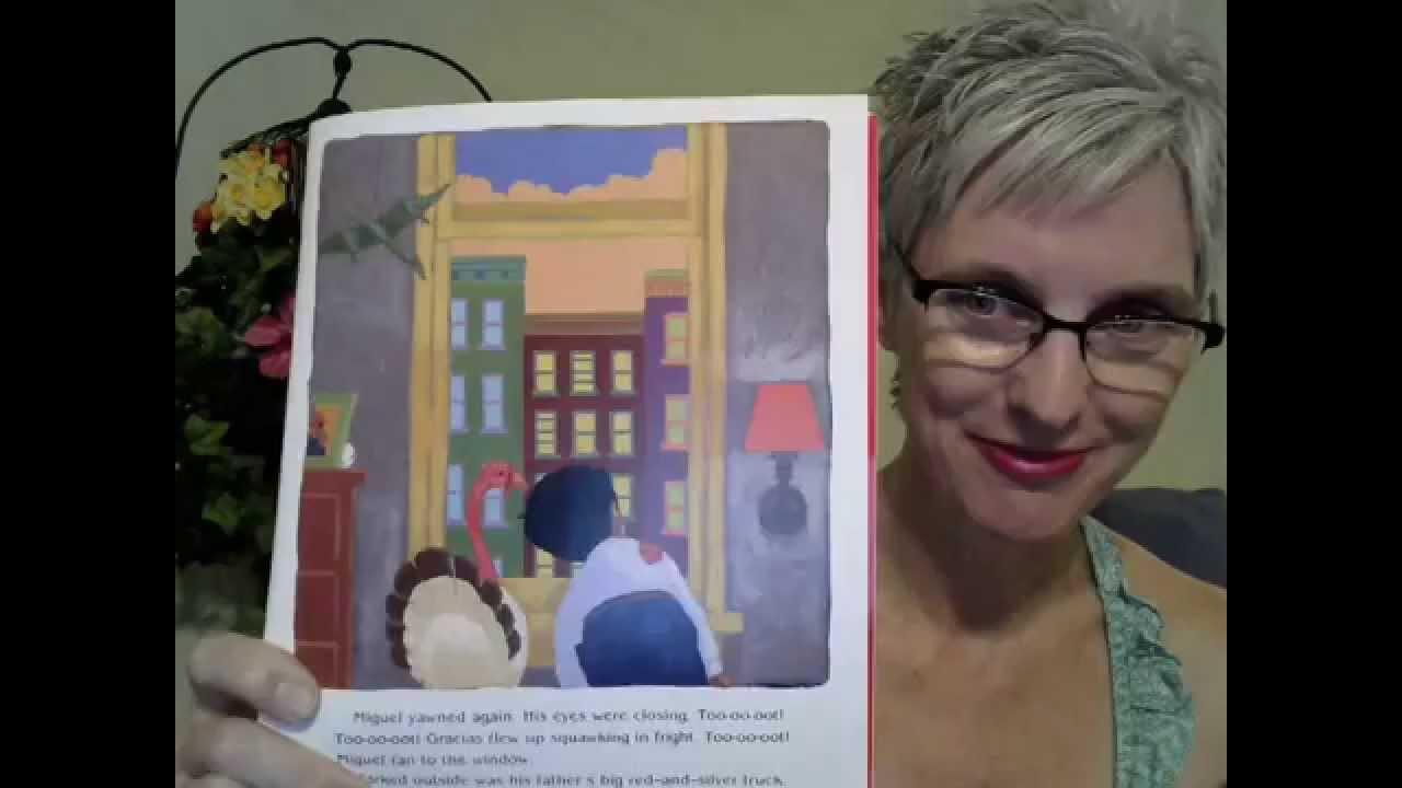 "Gracias The Thanksgiving Turkey  ""Gracias The Thanksgiving Turkey"" by Joy Cowley"