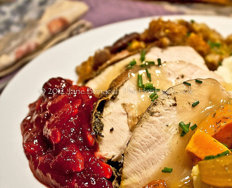 Gravy Thanksgiving Side Dishes  How to Cook the Perfect Turkey and My Favorite Side Dishes