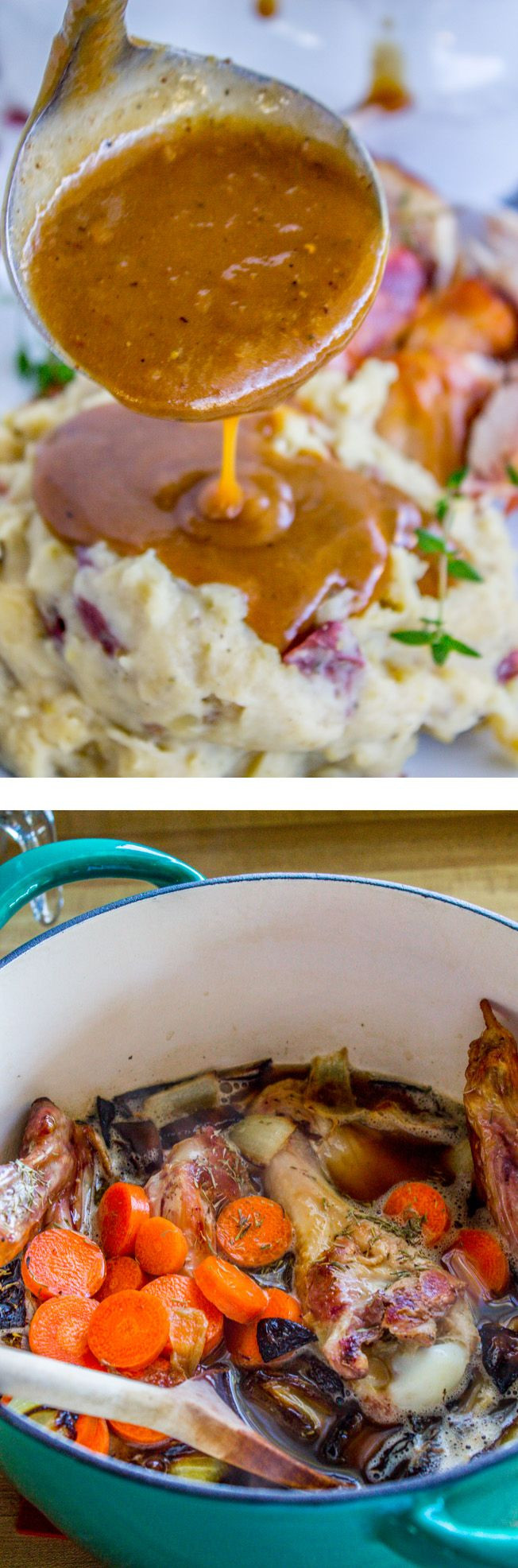 Gravy Thanksgiving Side Dishes  This make ahead and freeze gravy is so easy and saves