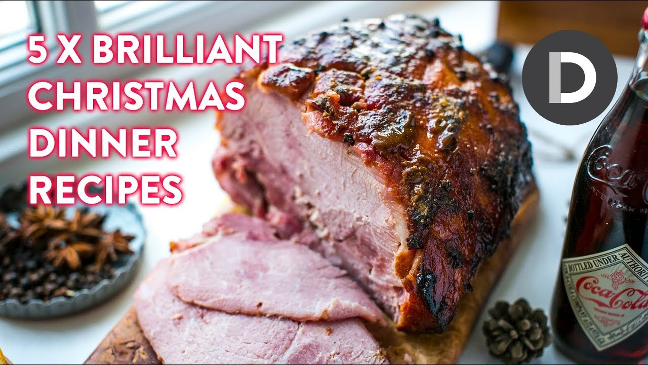 Great Christmas Dinners  Top 5 Christmas Dinner Recipes