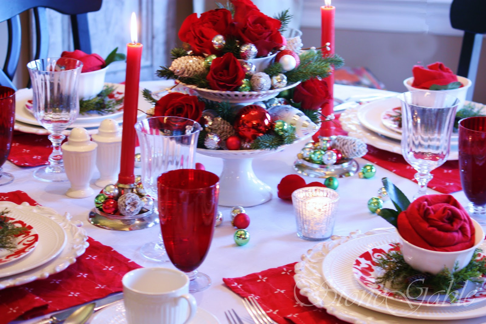 Great Christmas Dinners  THE GREAT CHRISTMAS DINNER PARTY StoneGable