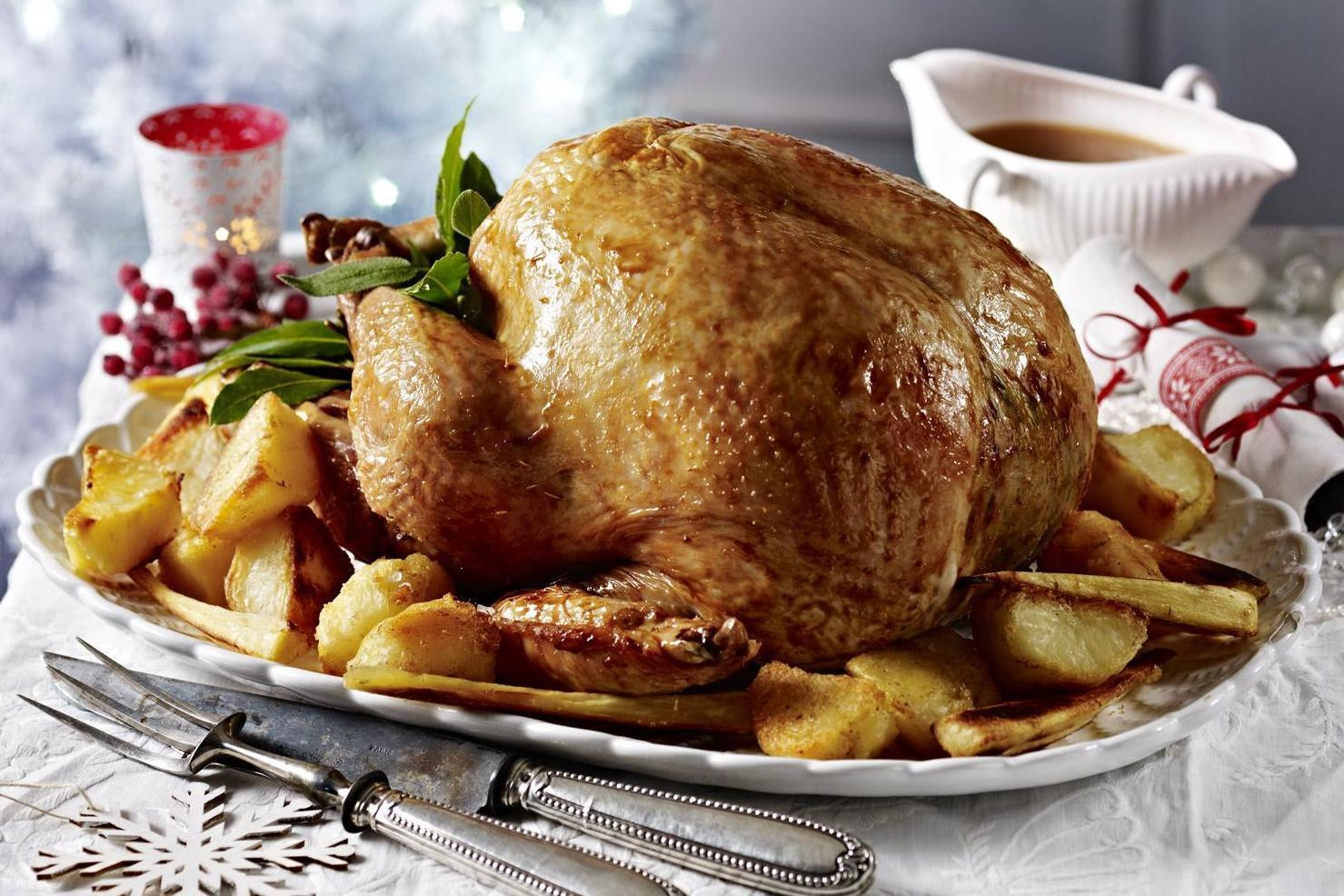 Great Christmas Dinners  3 top London chefs share their tips for stress free