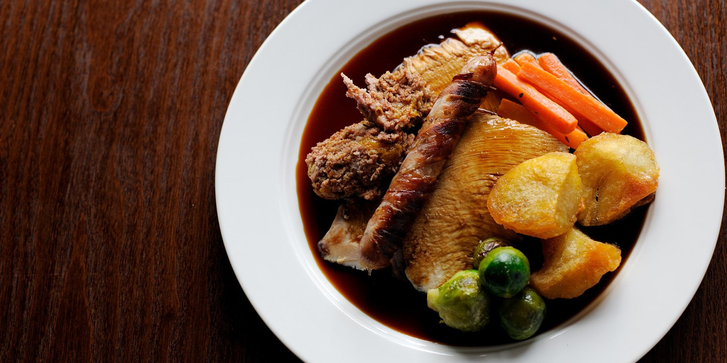 Great Christmas Dinners  Christmas Dinner Recipes Great British Chefs