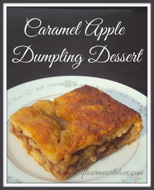 Great Fall Desserts  A great Fall dessert mple & delicious