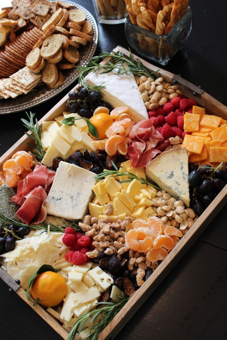 Great Thanksgiving Appetizers  Best 20 Antipasto tray ideas on Pinterest