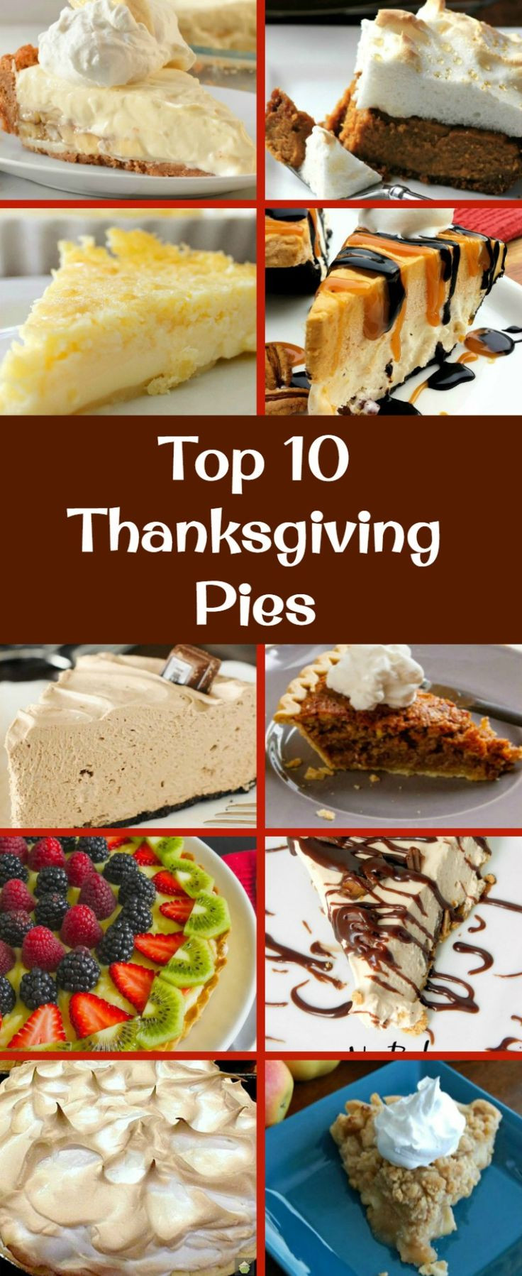 Great Thanksgiving Desserts  25 best ideas about Best The Best on Pinterest