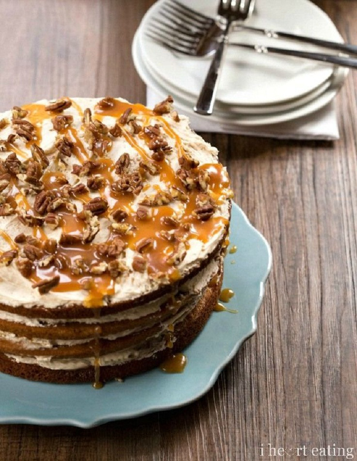Great Thanksgiving Desserts  Top 10 Traditional Thanksgiving Desserts Top Inspired