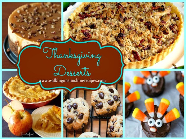 Great Thanksgiving Desserts  Holidays The Best Desserts to Make for Thanksgiving