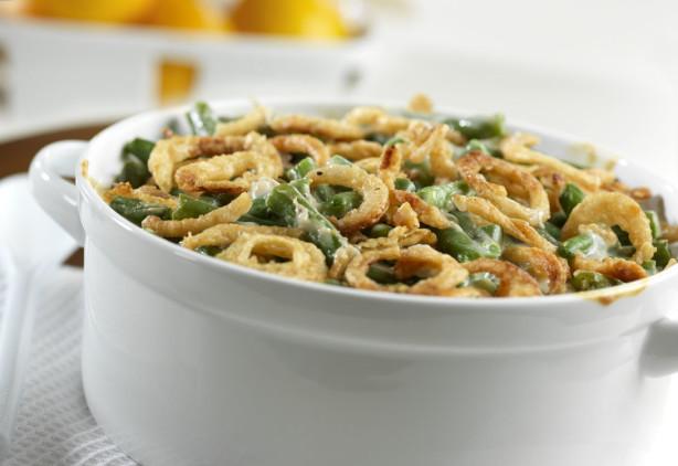 Green Bean Casserole Thanksgiving  Classic Green Bean Casserole Recipe Food