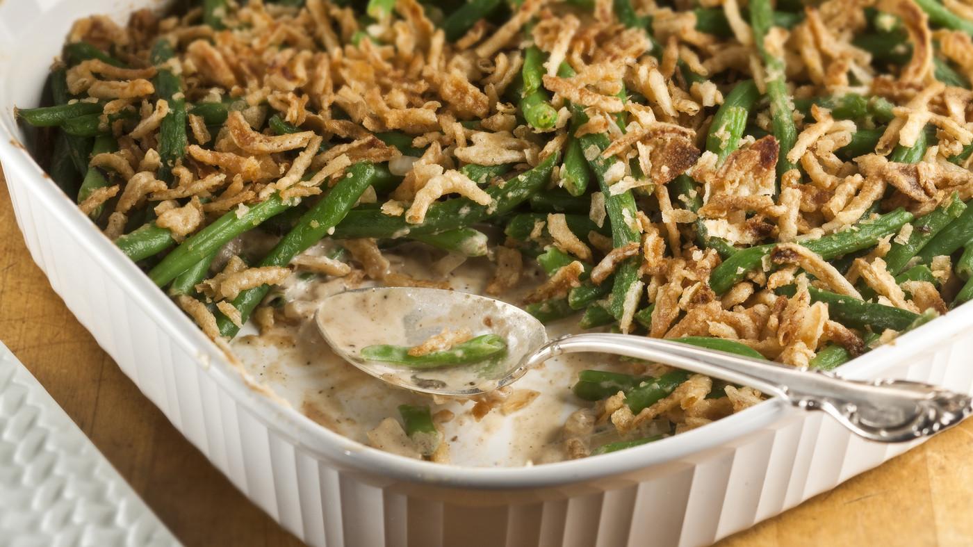 Green Bean Casserole Thanksgiving  Green Bean Casserole The Thanksgiving Staple We Love —